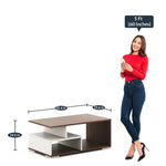 Load image into Gallery viewer, Detec™ Coffee Table in Dual Color