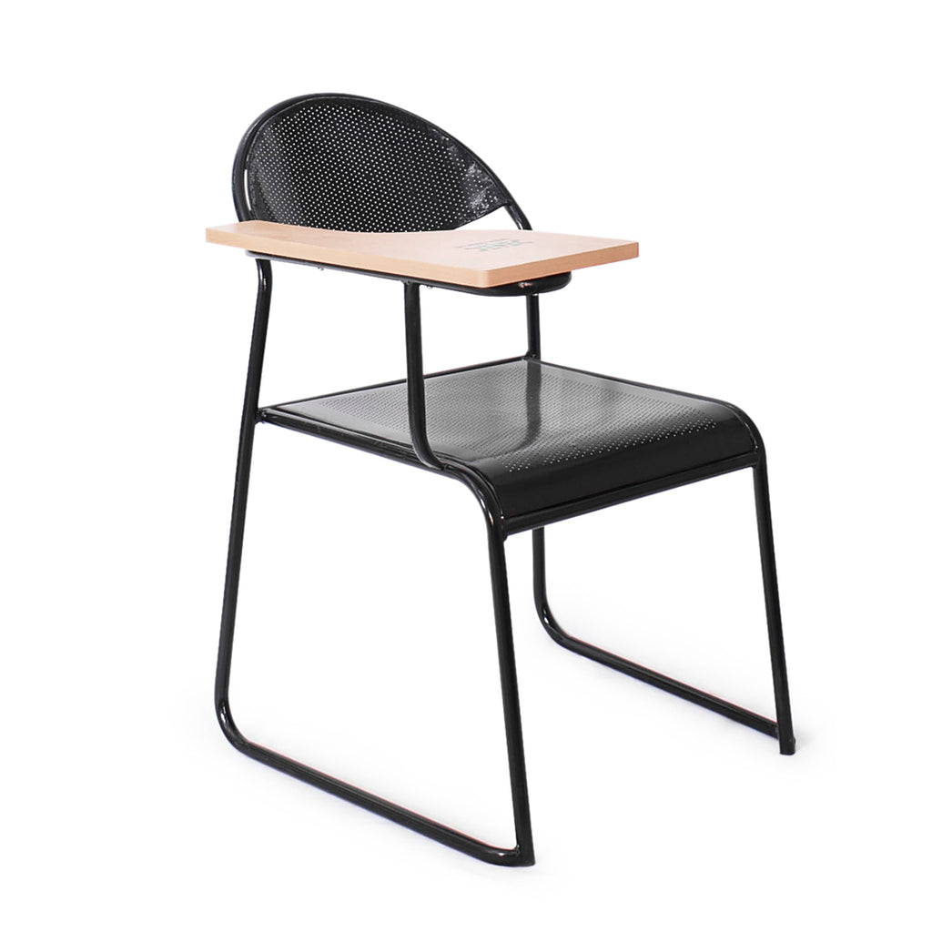 Classroom & Study Chair with Fixed Writing Pad