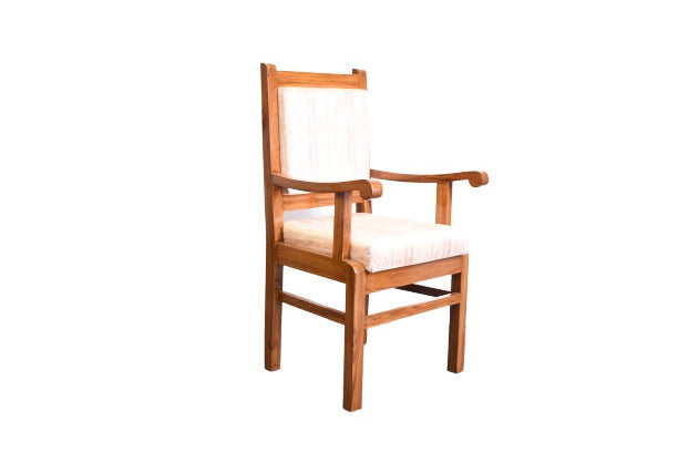 Detec Homzë Solid Wood Armchair