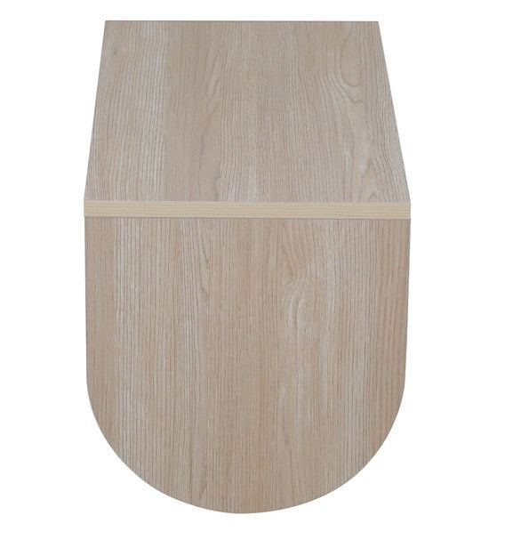 Detec™ End Table - Light Oak Color
