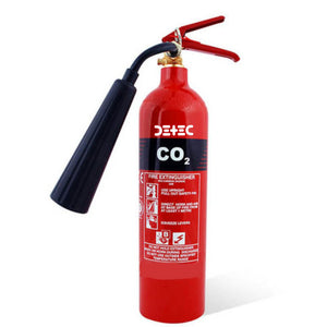 Detec™ Co2 Type 4.5 Kg Fire Extinguisher