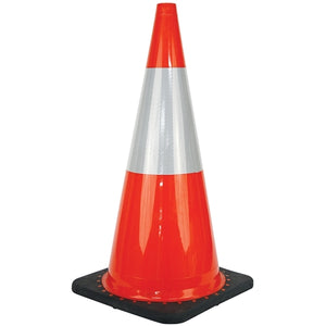 Detec™  Plastic Traffic Cone