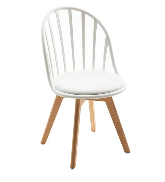 Cafe Chair in white