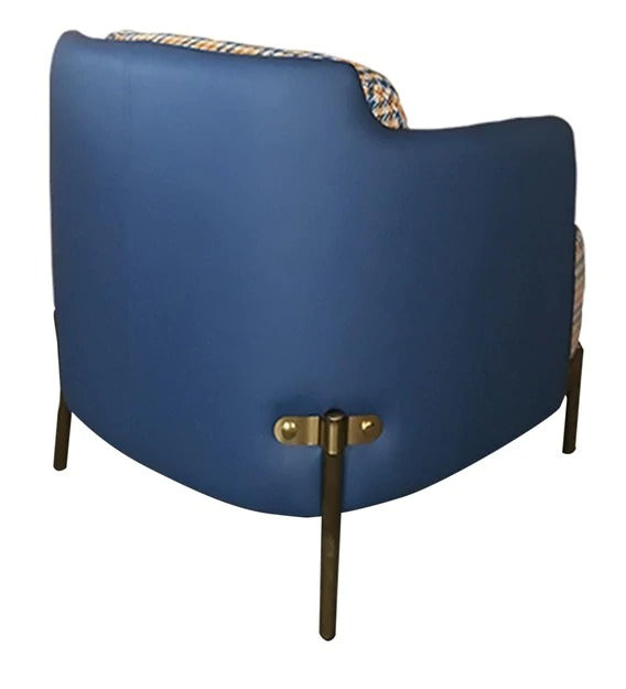 Lounger Chair in blue