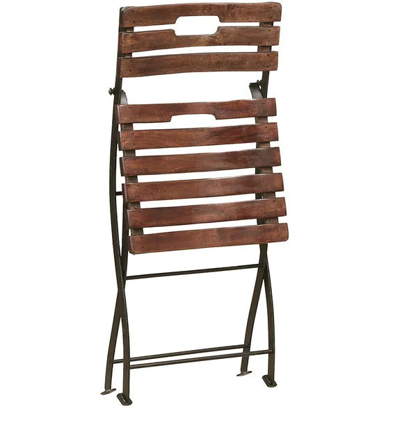 Detec™ Folding Chair in Provincial Teak Finish