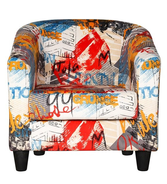 Detec™ 1 Seater Sofa in Multi Color