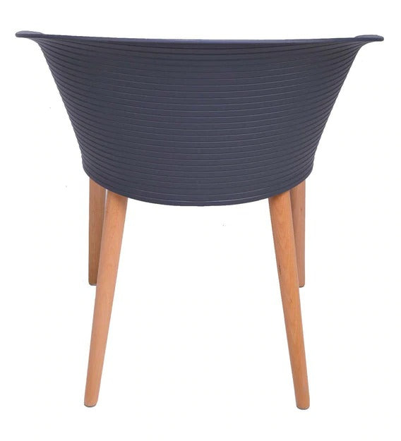 Detec™ Cafe Chair - Grey Color