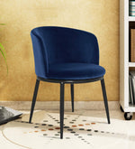 Load image into Gallery viewer, Detec™ Guest Chair in Dark Blue Colour