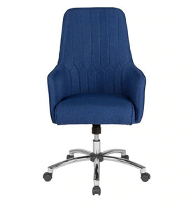 Detec™ High Back Executive Chair In Blue Colour