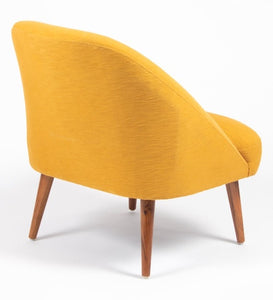 Detec™ Jean Luxe Chair - Yellow Color