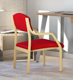 Load image into Gallery viewer, Detec™ Arm Chair in Red Colour
