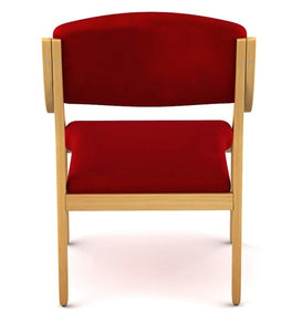Detec™ Arm Chair in Red Colour