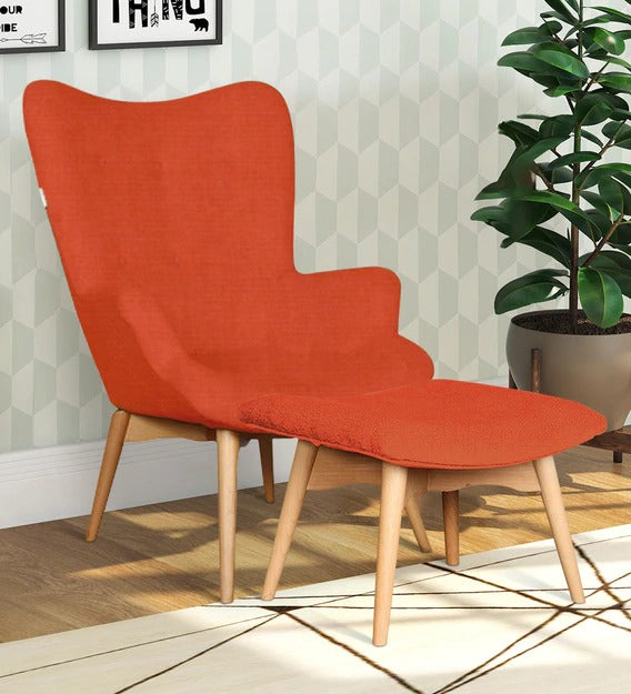 Detec™ Lounge Chair With Footstool