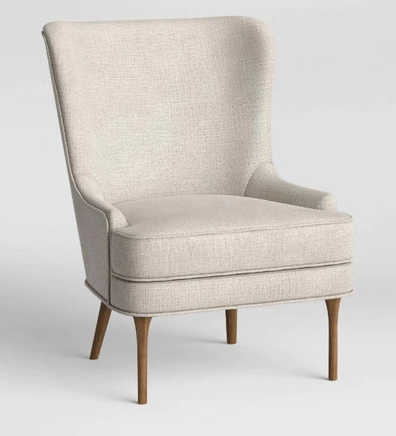 Detec™ Luxe Chair in Off White Color