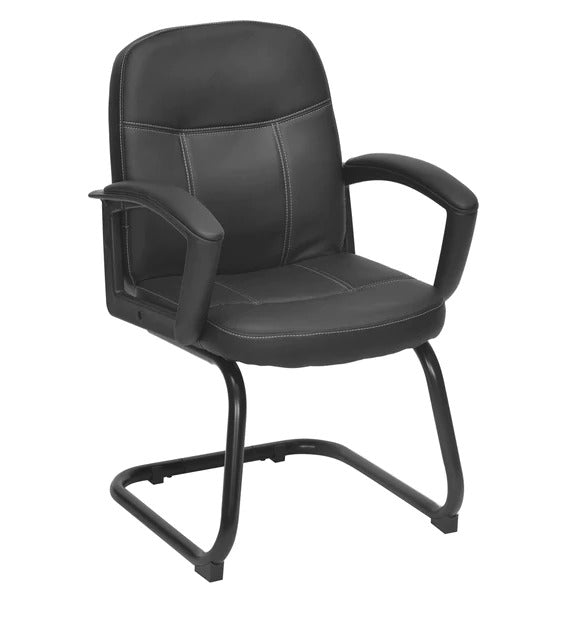 Detec™ Cantilever Chair - Black Color
