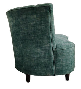 Detec™ Barrel Chair (Set of 2) - Green Color