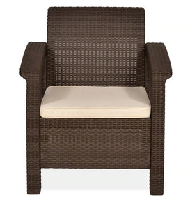 Detec™ Out'n'Out Chair - Rust Brown Color