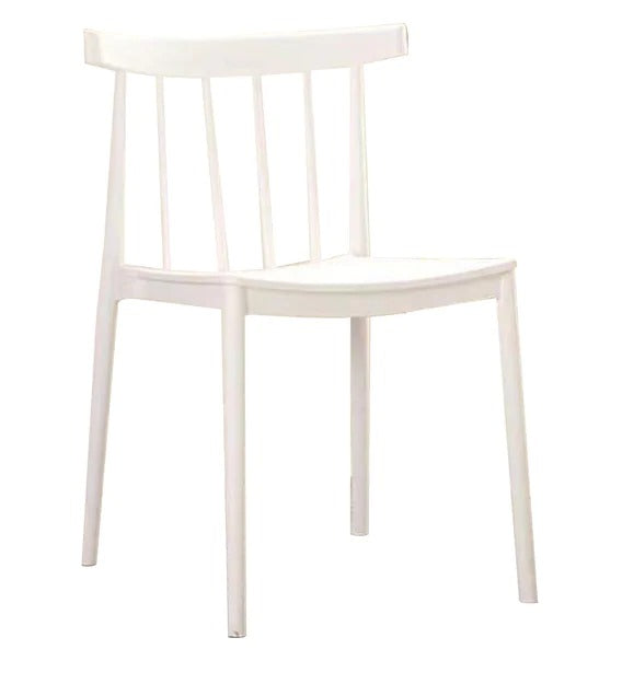 Detec™ Plastic Chair -  White Color