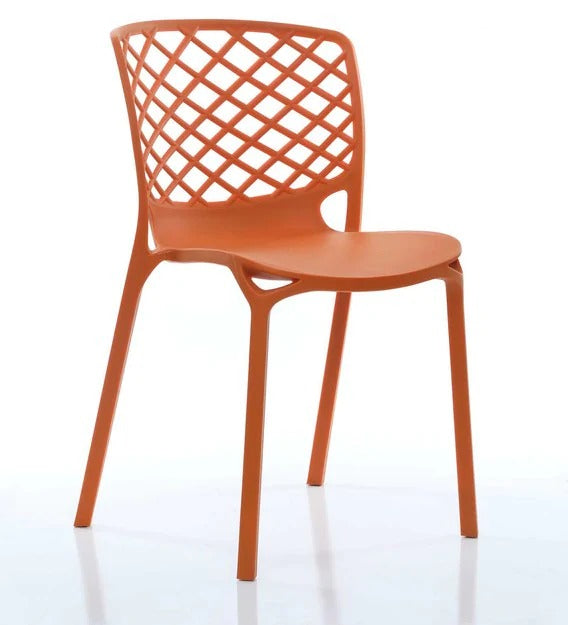 Detec™ Plastic/Cafeteria Chair - Multicolor