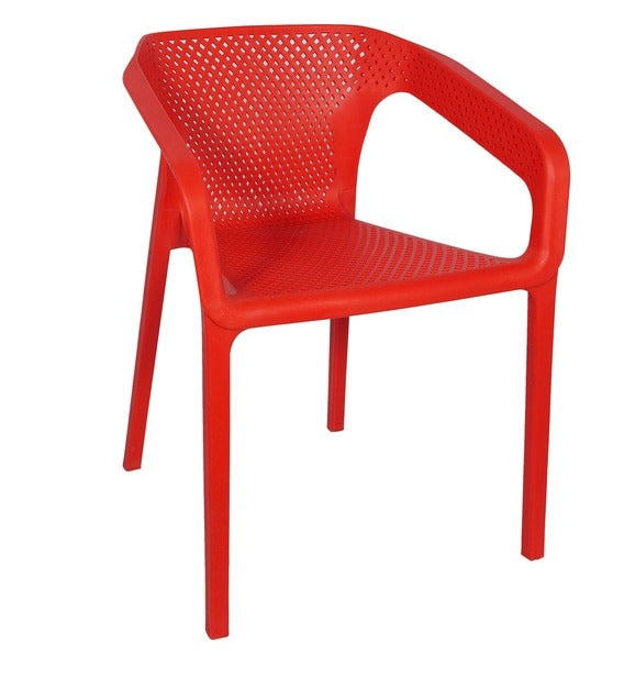 Detec™ Plastic Chair - Multicolor