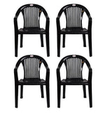 Load image into Gallery viewer, Detec™ Regular Sun Plastic Chairs (Set of 4)
