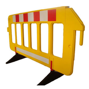 Detec™ Safety Fence Yellow 1.5 Meter
