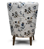 Load image into Gallery viewer, Detec™ Wing Chair - Floral Pattern