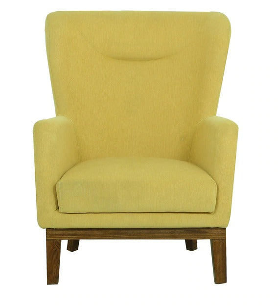 Detec™ Wing Chair - Yellow Color
