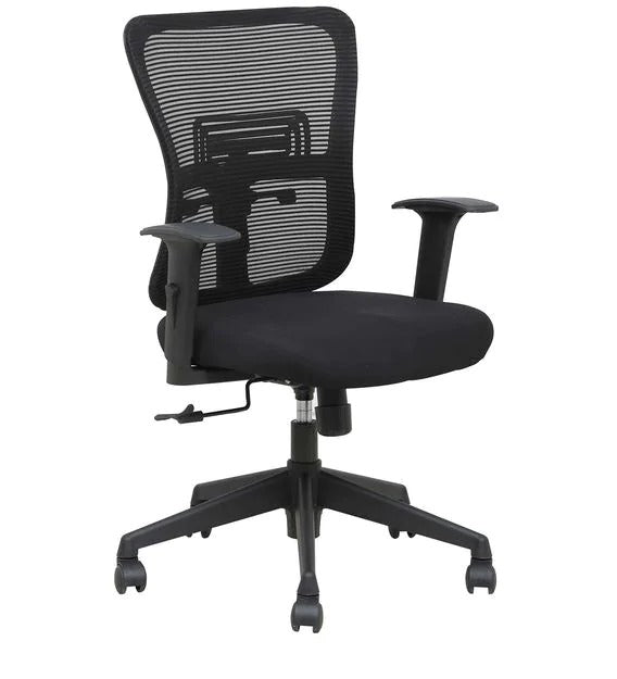 Detec™ Ergonomic Chair - Black Color