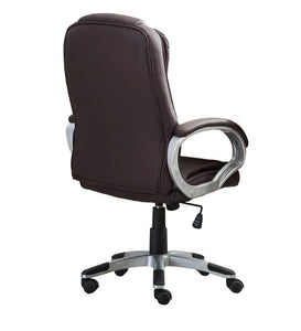 Detec™ Executive Chair in Brown Color