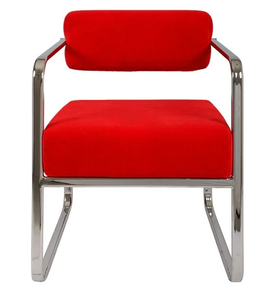 Detec™ Guest Chair - Red Color