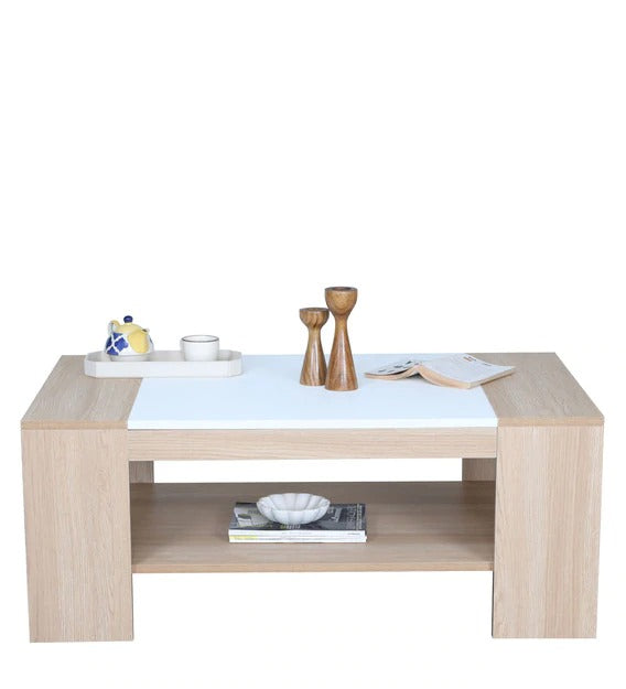 Detec™  Coffee Table - White Color