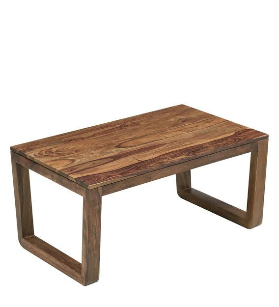 Detec™ Solid Wood Coffee Table - 3 Different Finish