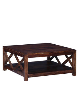 Detec™ Solid Wood Coffee Table -3 Different Finish