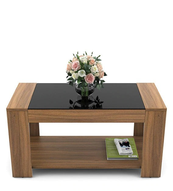Detec™ Coffee Table - Exotic Teak Finish