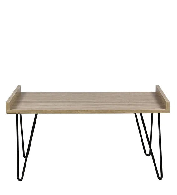 Detec™ Coffee Table with Tray Top in Persian Walnut Finish