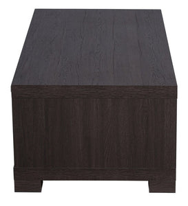 Detec™ Coffee Table - Charcoal Oak Finish