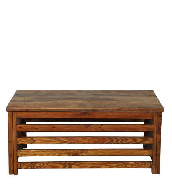Detec™ Coffee table - Teak Finish