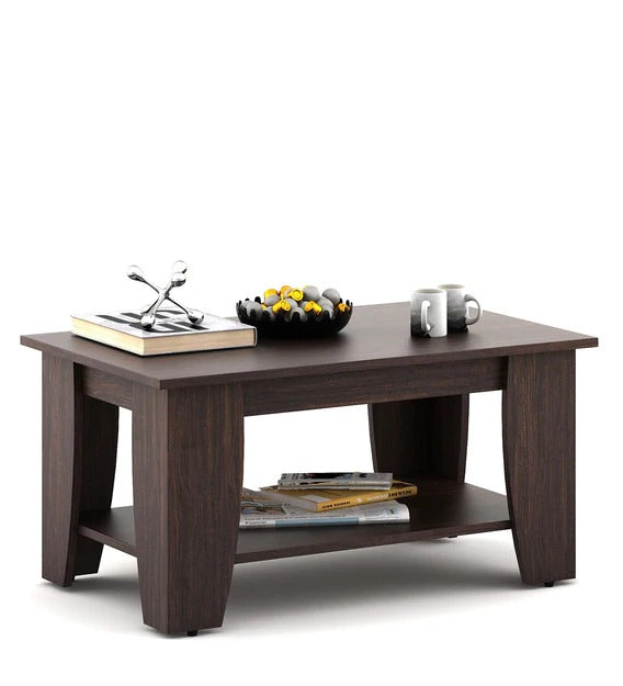 Detec™ Coffee Table - Choco Walnut Finish