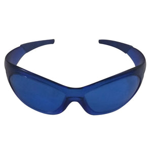 Detec™ Polycarbonate Blue Protective  Safety Goggles