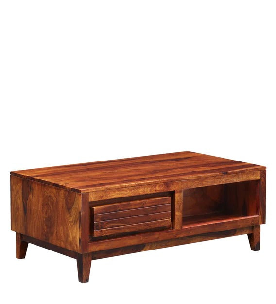 Detec™ Solid Wood Coffee Table Set