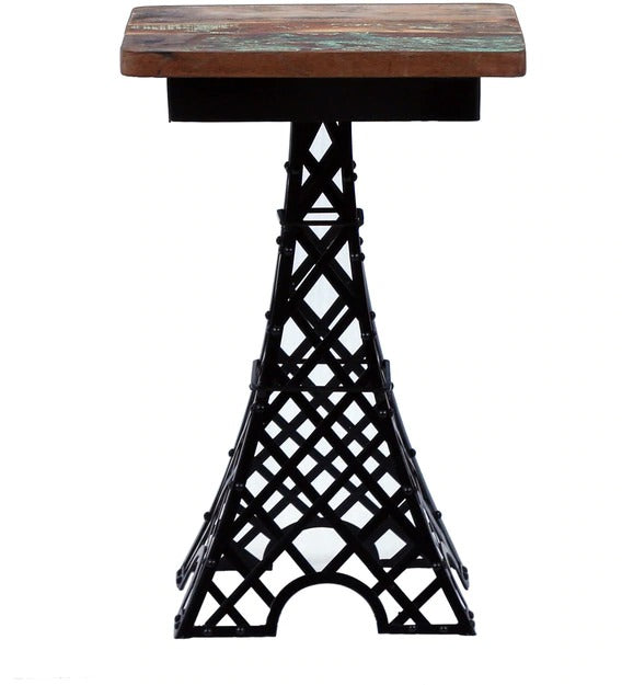 Detec™ End Table - Eiffel Tower