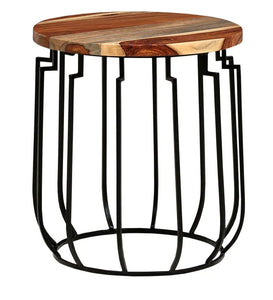 Detec™ Drum style End Table