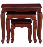 Load image into Gallery viewer, Detec™ Solid Wood Nest of Tables