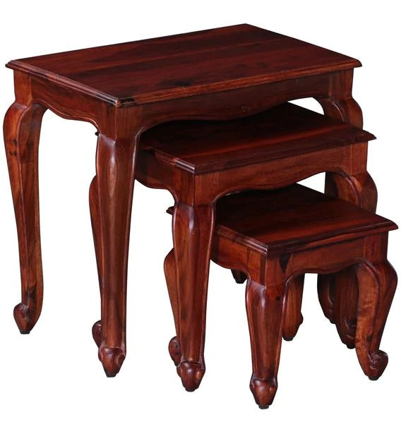 Detec™ Solid Wood Nest of Tables
