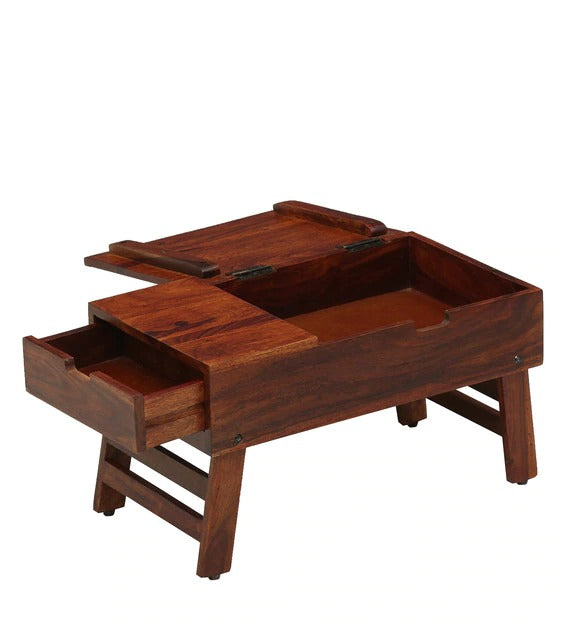 Detec™Solid Wood Portable Table