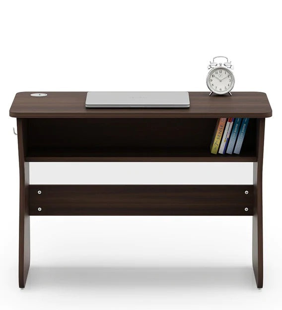 Detec™ Study Table -  Maldou acacia Finish
