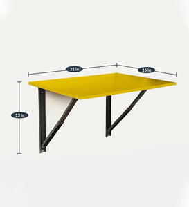 Detec™ Wall Mounted Foldable Study Table