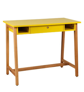 Detec™ Study Table - Yellow Color