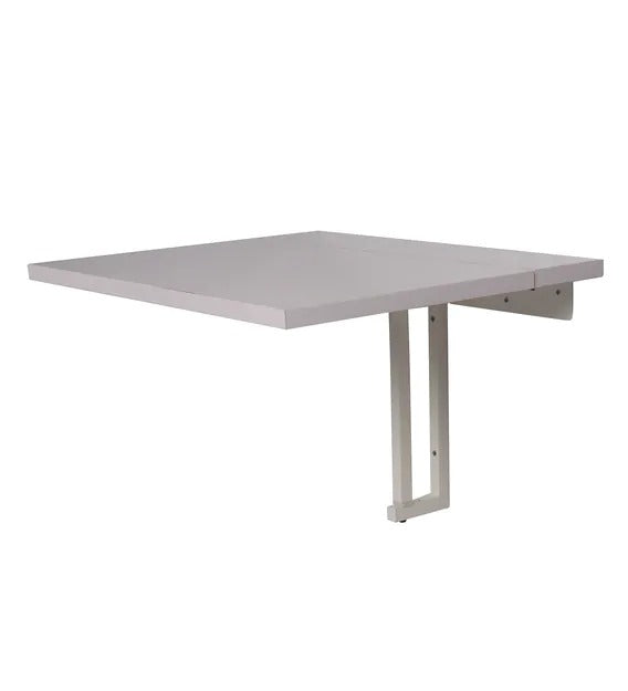 Detec™ Wall mounted Study table - White Color